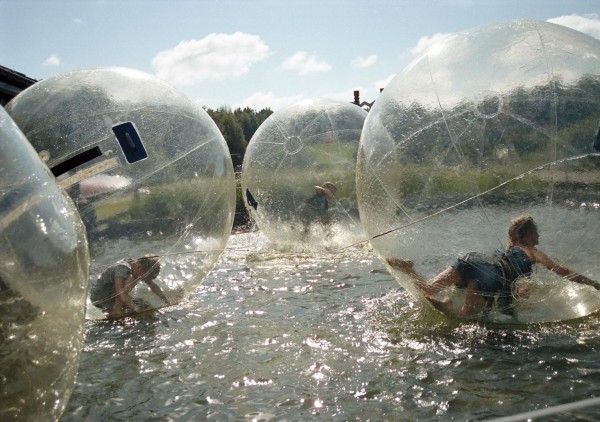 "From the series ""Observations on Recreation."" Photograph by Alexandra Strada '10"