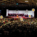 From a Distance: President Spencer's installation ceremony