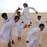 Bates in Brief World: Taking photos in the Saudi desert
