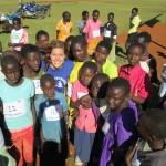Runner, Ugandan villagers create race to dreams