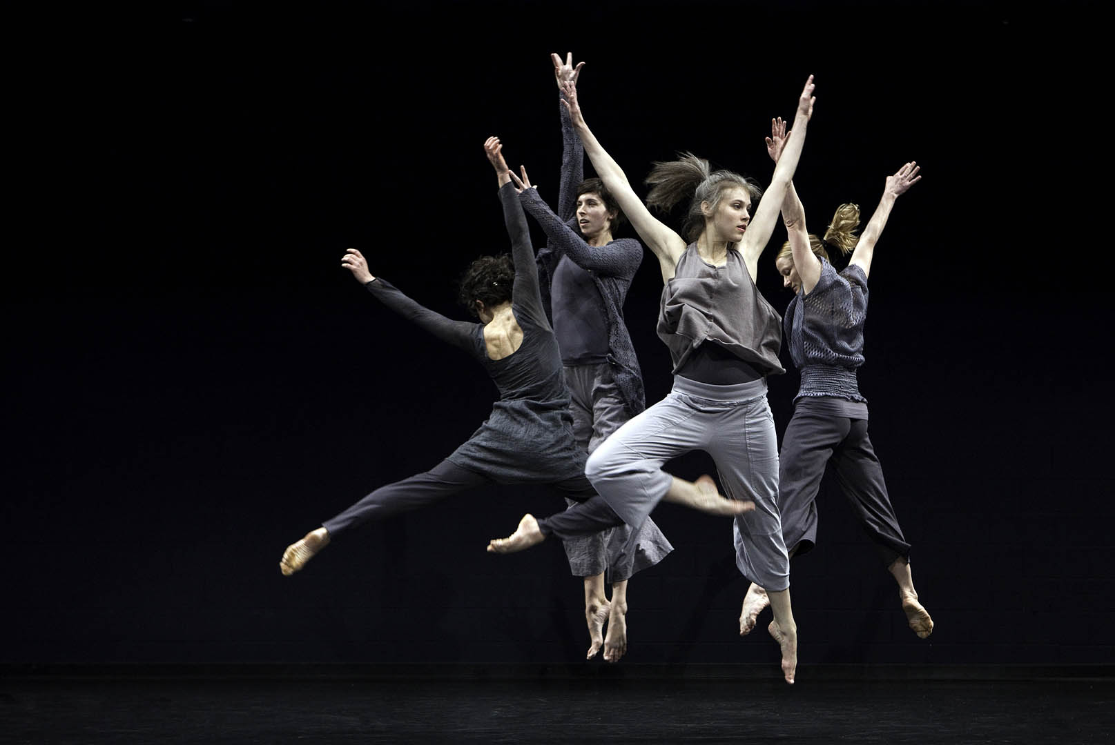 Doug Varone and Dancers are a familar presence at the Bates Dance Festival. (Cylla von Tiedemann)