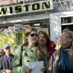 Bates responds to Lewiston fires