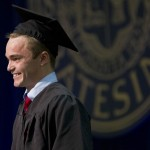 Commencement 2013: Senior address by Thomas Holmberg