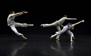Doug Varone and Dancers return to the Bates Dance Festival in 2013. Photograph by Cylla von Tiedemann.