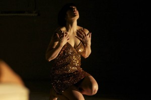 Choreographer Kendra Portier.