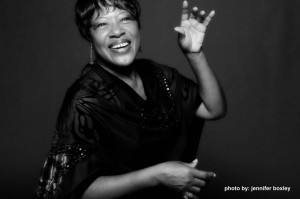 Blues, gospel and jazz singer Francine Reed returns to Bates Aug. 15.