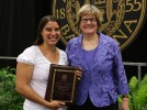 Sleeper '08 receives Distinguished Young Alumni Award