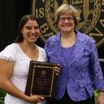 Sleeper '08 receives Distinguished Young Alumni Award
