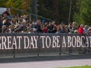 Revealed: Who coined the distinctive Bates cheer 'Great day to be a Bobcat'?