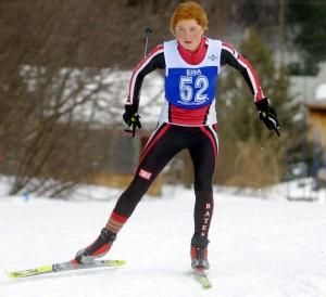 Former Nordic skier Kaitlyn McElroy '07 has found new purpose in kayaking.