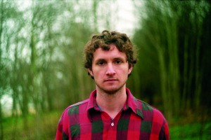 Folksinger Sam Amidon. Photo credit: Terry Magson.