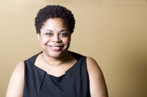 Crystal Williams, associate vice president and chief diversity officer at Bates. (Leah Nash)
