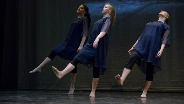 The Bates Dance Company photographed in March 2013 by Phyllis Graber Jensen.