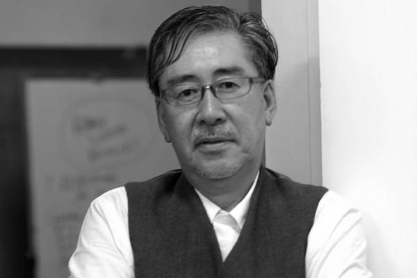 Printmaker and teacher Hideki Kimura.