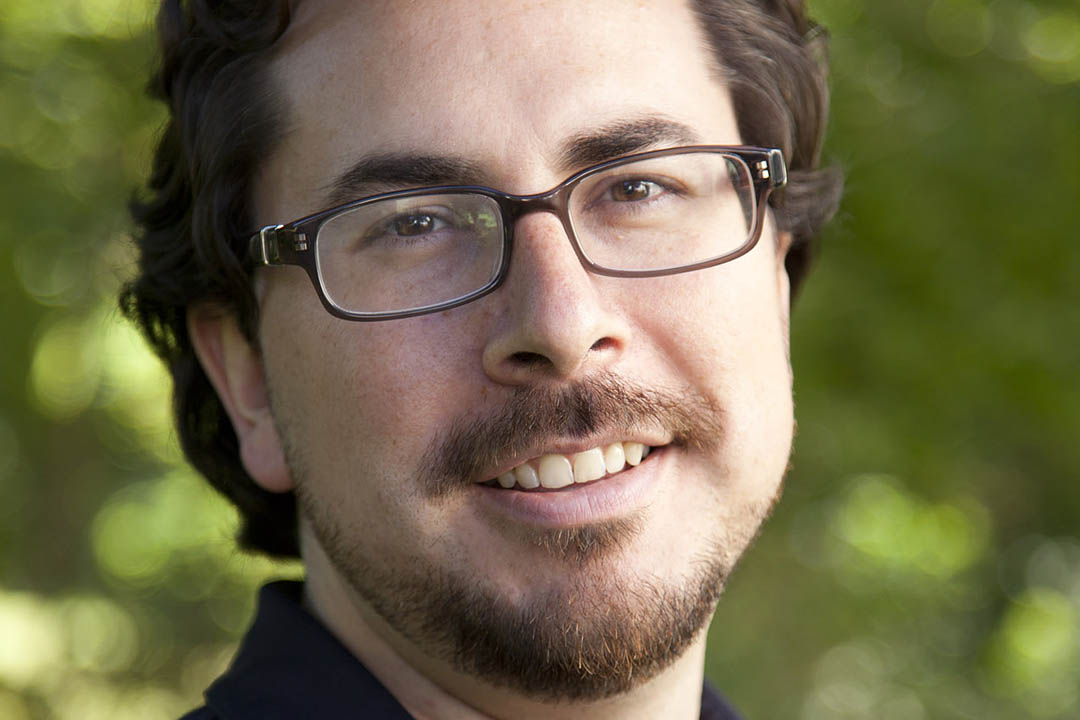 Jason Castro, assistant professor of psychology and neuroscience