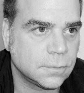Poet Peter Gizzi.