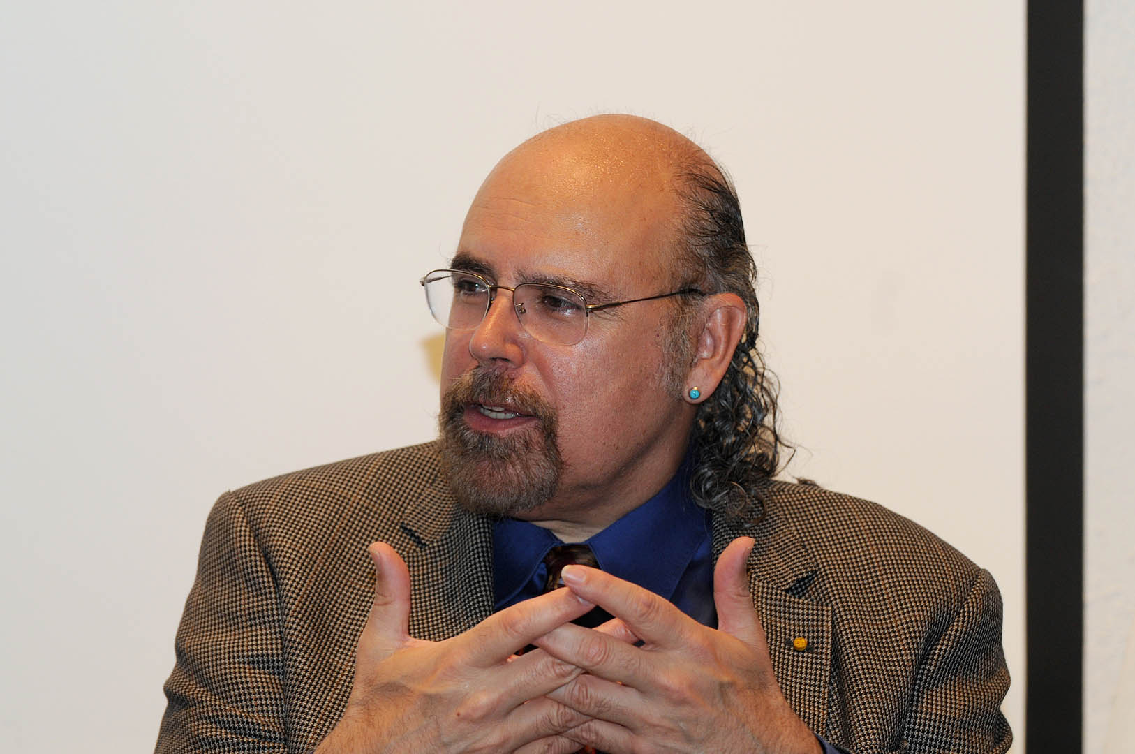 Davíd Carrasco. (Photograph courtesy of Harvard Divinity School)