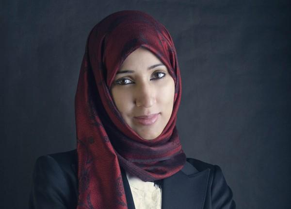 Saudi women's rights advocate Manal Alsharif.