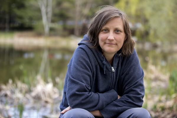 Brooke O'Harra, assistant professor of theater. (Phyllis Graber Jensen/Bates College)