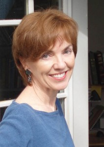 Bestselling author Monica Wood.