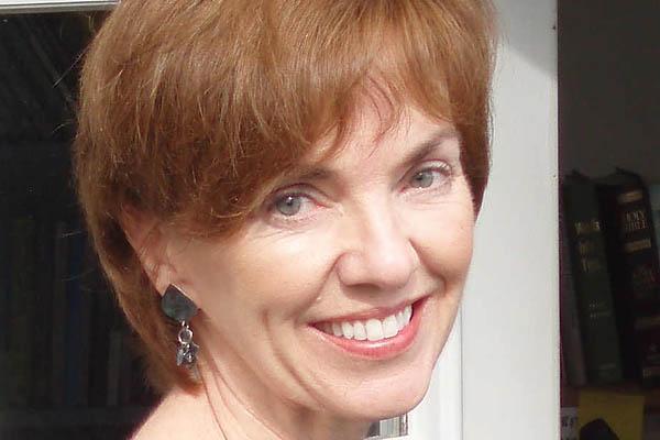 Writer Monica Wood.
