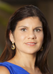 Religious studies professor Michelle A. Gonzalez.