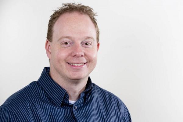 Jonathan Cavalerro, assistant professor of rhetoric (Mike Bradley/Bates College)