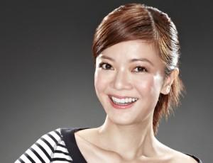 Actress and filmmaker Michelle Wong '00.