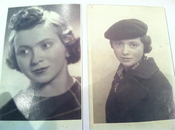 Frieda Esther Lopatka, grandmother of Rachel Baumann.