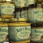 Public radio's Marketplace heads Down East, visits Raye's Mustard and Kevin Raye '83