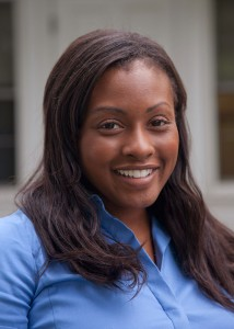 Assistant Dean of Admission Mai Hinton