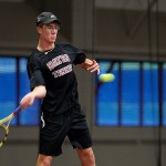 Sarasota Herald-Tribune covers cancer survivor Tim Berg '14 in Vitale Tennis Tournament
