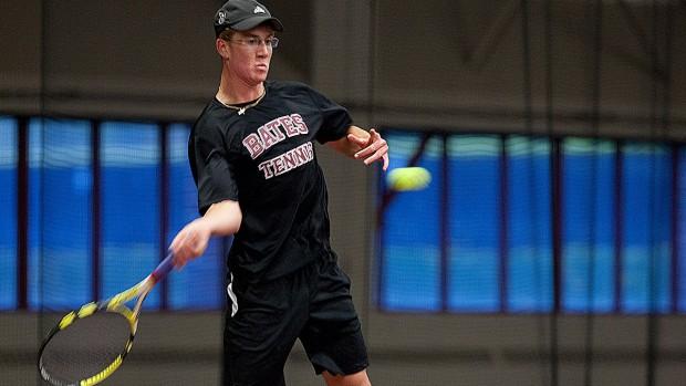 Tim Berg '15. (Phyllis Graber Jensen/Bates College)