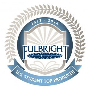 top student producer fulbright 2013-14