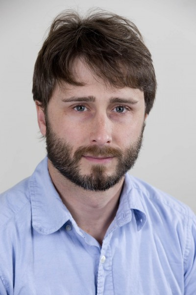 Travis Gould, assistant professor of physics. (Phyllis Graber Jensen/Bates College)