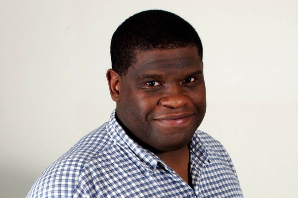 "King Day keynote speaker and ""The Speech"" author Gary Younge. (Courtesy of The Guardian)"