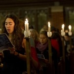 Annual Service of Lessons and Carols takes place Dec. 8