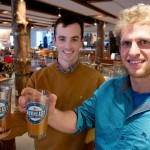 Forbes' list of 30 Under 30 tabs Downeast Cider's Brockman '11, Mosher '11 and Brockman '08