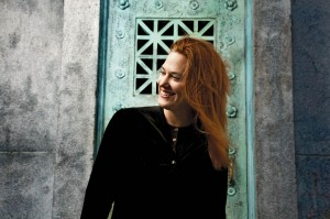 Novelist and memoirist Kate Christensen in an image by Michael Sharkey.