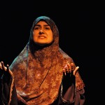 Solo performance to unveil Muslim women's lives