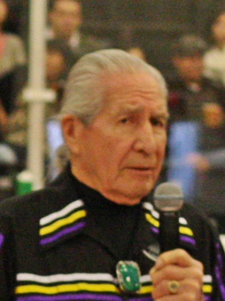 Chief Oren Lyons. (Larry Palumbo/Coyote Magic)