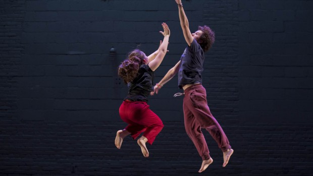 Members of the Bates Dance Company. (Phyllis Graber Jensen/Bates College)