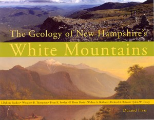 Dyk Eusden is co-author of The Geology of New Hampshire's White Mountains.