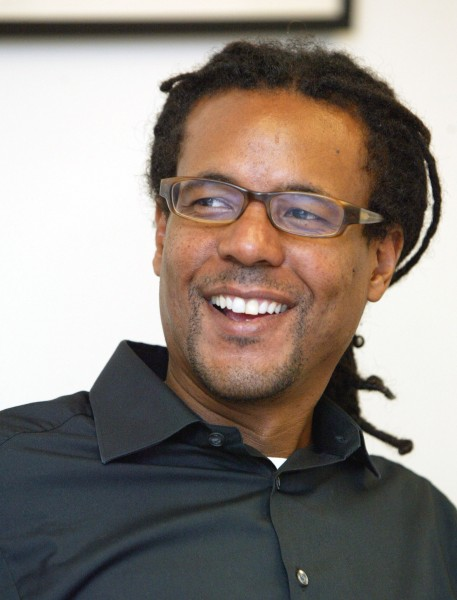 "Colson Whitehead, author of the forthcoming ""The Noble Hustle: Poker, Beef Jerky, and Death."" (PLEASE CREDIT: Frank Lojciechowski)"