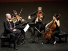 Olin quartet series resumes with Spain's renowned Cuarteto Quiroga
