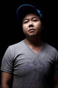 Slam poet Kit Yan.