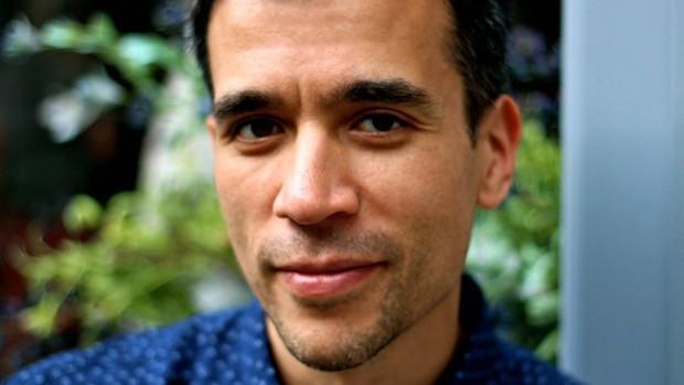 Baritone Thomas Meglioranza.