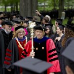 Commencement 2014: 'One thing you absolutely must do'