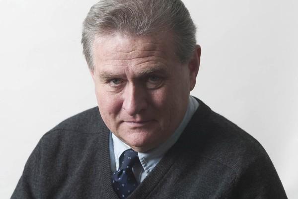 Martin Andrucki, Dana Professor of Theater. (Phyllis Graber Jensen/Bates College)