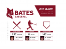 An infographic look at baseball's first trip to the NESCAC Championship